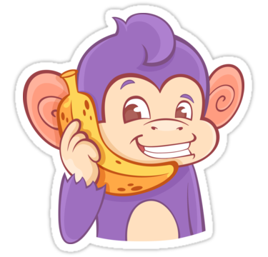 Call me! Funky Monkey