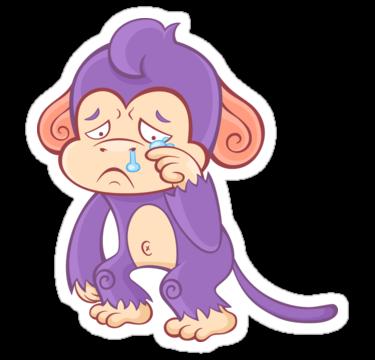 Crying Funky Monkey