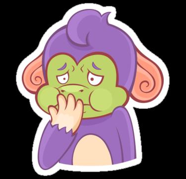 Dizzy Funky Monkey