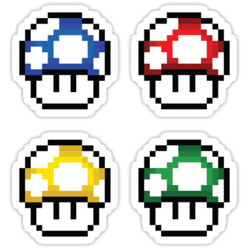 Mushroom (8-bit)