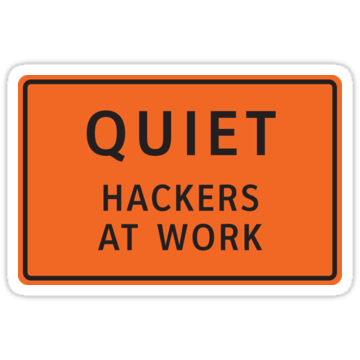 Quiet - Hackers At Work