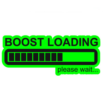 Boost loading 8 23x10