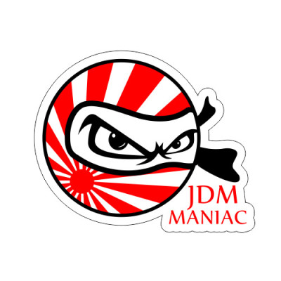 JDM maniac 17 18x15
