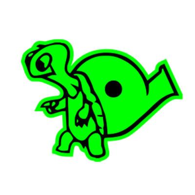 JDM turtle 18x14