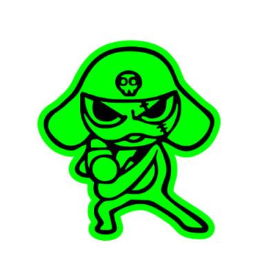 Keroro Gunsou 1 11x12