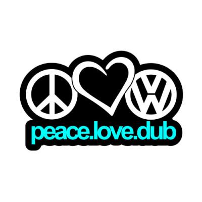 peace.love.dub 17x10