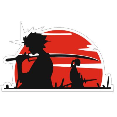 Samurai 16x25