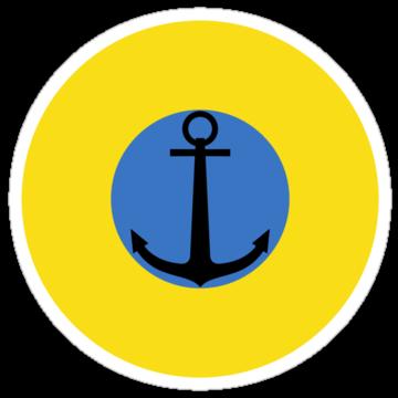 Ukrainian Naval Aviation - Roundel